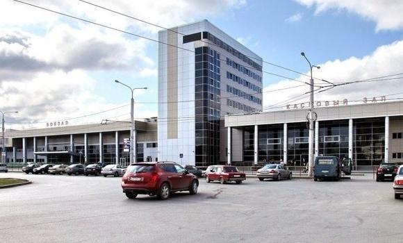 ЖД Вокзал ЖД вокзал Тюмень